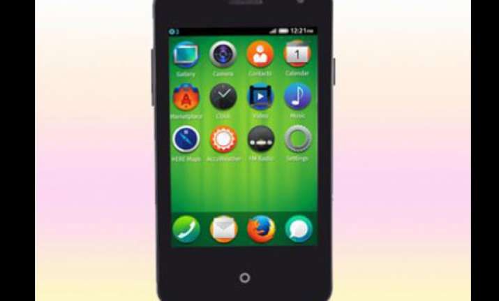 spice launches fire one mi fx 1 firefox phone for rs 2 299