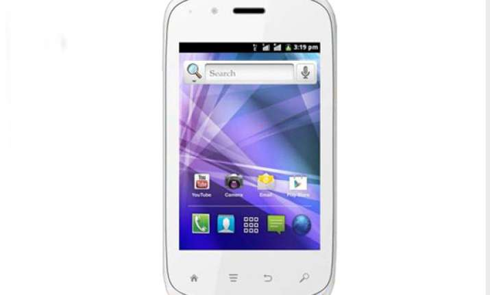 spice launches its budget android phone smart flo edge at