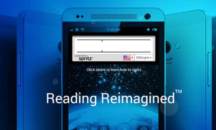 spritz app promises to boost reading speeds to 500 words a