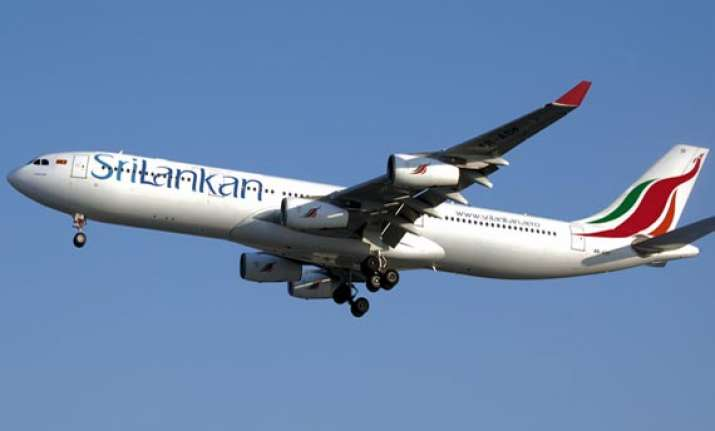 srilankan airlines to operate direct flights to china