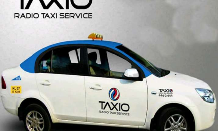 start up launches kerala s first radio taxi service