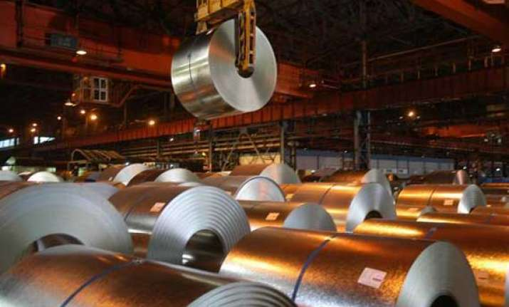 steel consumption may touch 75 mt in fy 15 tata