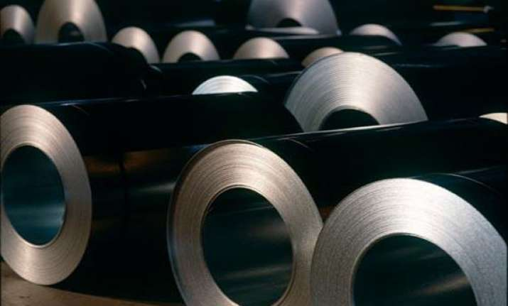 steel consumption grows 0.8 in apr sept period
