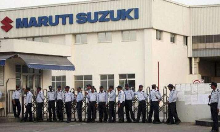 strike at maruti suzuki enters 5th day no production at