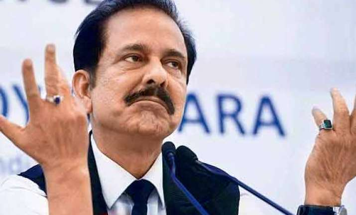 supreme court looks at facilities for sahara chief for