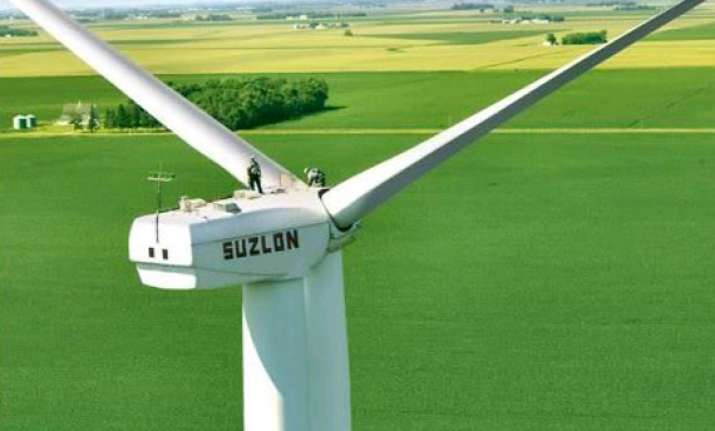 suzlon energy wins us order of wind turbines for 99 mw