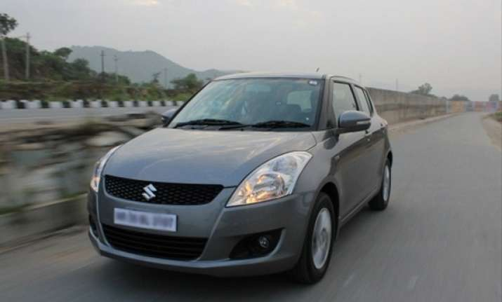 swift dzire dethrones alto to become india s largest