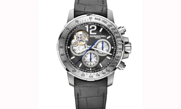 swiss watch major raymond weil introduces new model nabucco