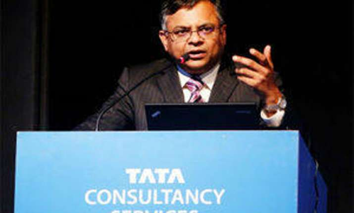 tcs m cap crosses rs 4 trillion stock at all time high