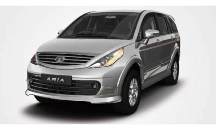 tata aria facelift goes on sale for rs 9.95 lakh