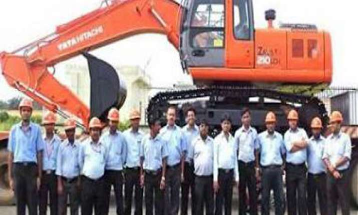 tata hitachi plans to launch 100 ton dumper in 2016