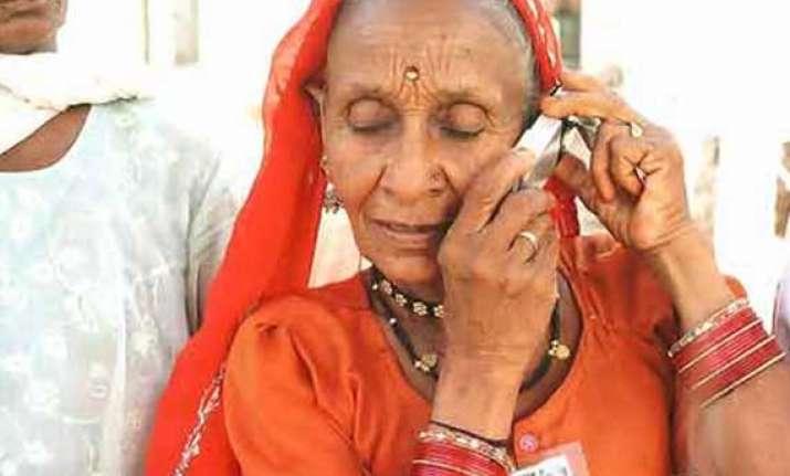 tata indicom launches 1 p/sec for local std calls from delhi