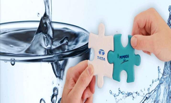 tata pepsico joint venture mulls taking nutrient water