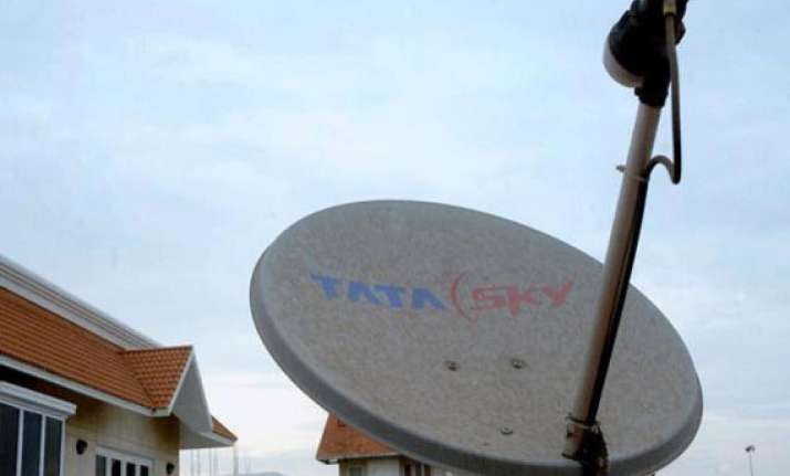 tata sky launches live tv programmes application for mobiles