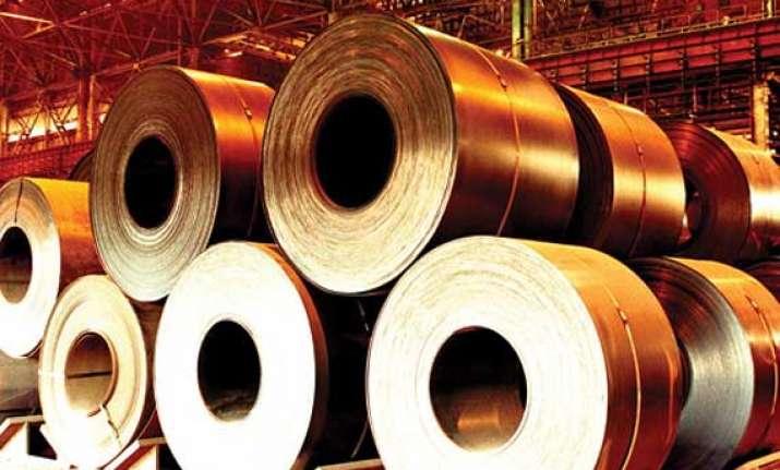 tata steel shares hit 52 week high