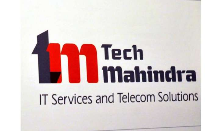 tech mahindra shares jump 7 on q4 earnings