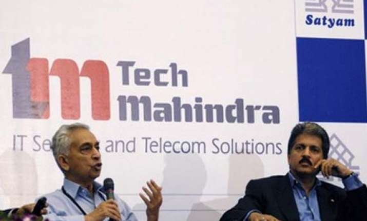 tech mahindra seeks transfer of satyam sezs