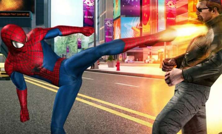 The Amazing Spider Man 2 Hindi Dubbed Full Movie Download