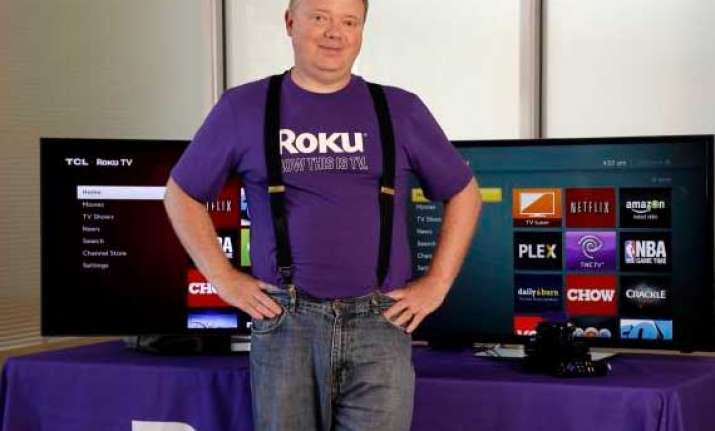 the state of internet video and tv according to roku ceo