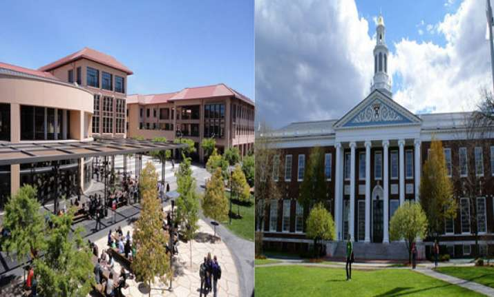 the 50 best business schools in america