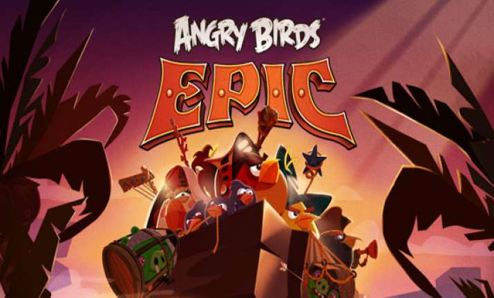 the next angry birds is a turn based role playing game