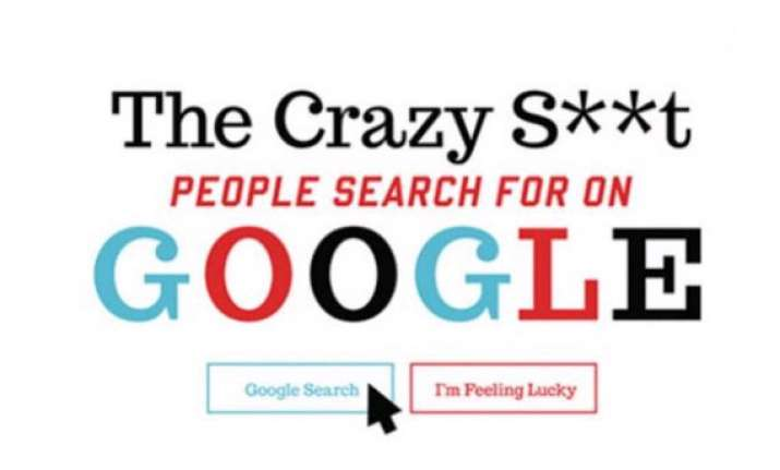 the weird things we google