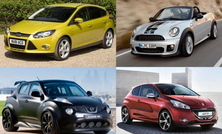 the best cars of 2012
