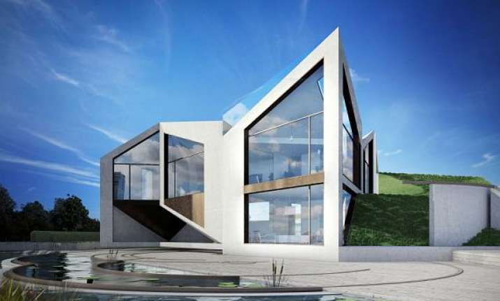 the incredible house that can change its shape to face the