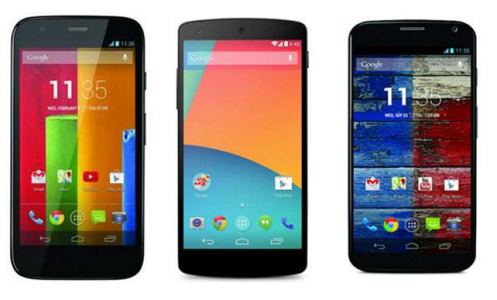 top 5 android 4.4 kitkat powered smartphones in india for
