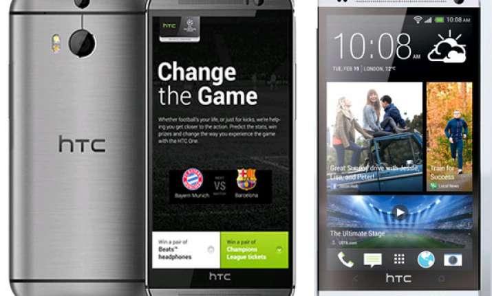top 15 htc smartphones in india may 2014
