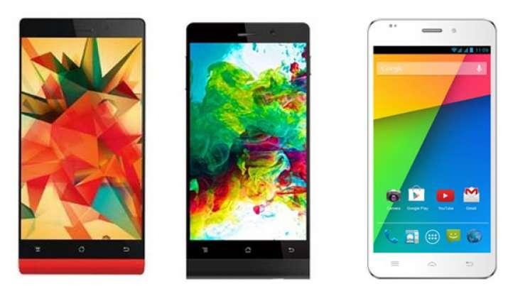 top 10 karbonn smartphones april 2014