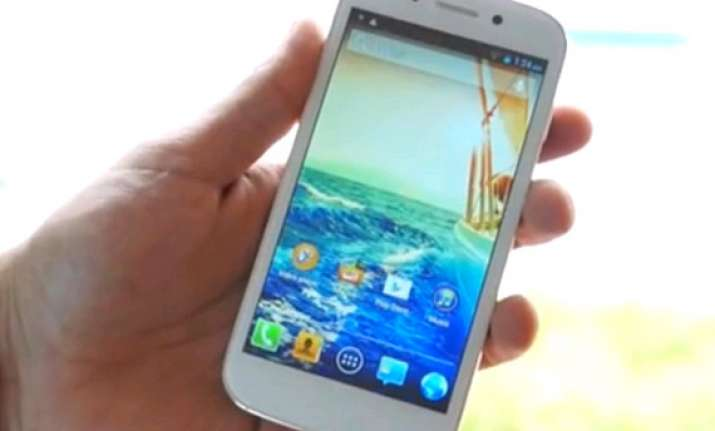 top 10 micromax smartphones with quad core processors