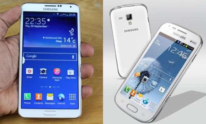Top 10 Samsung Galaxy Series Smartphones In India