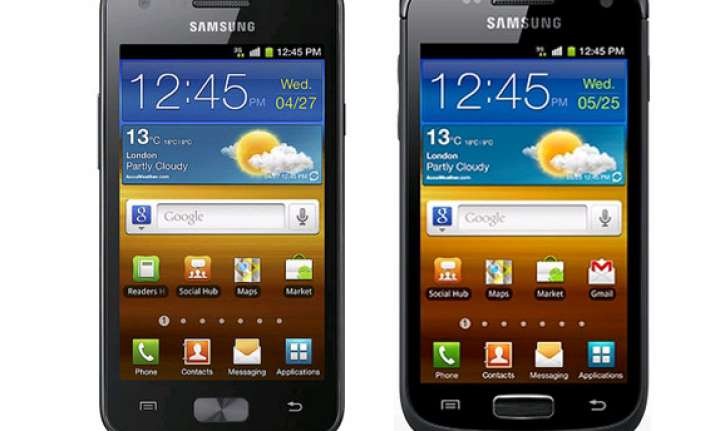 top 5 smartphones by samsung