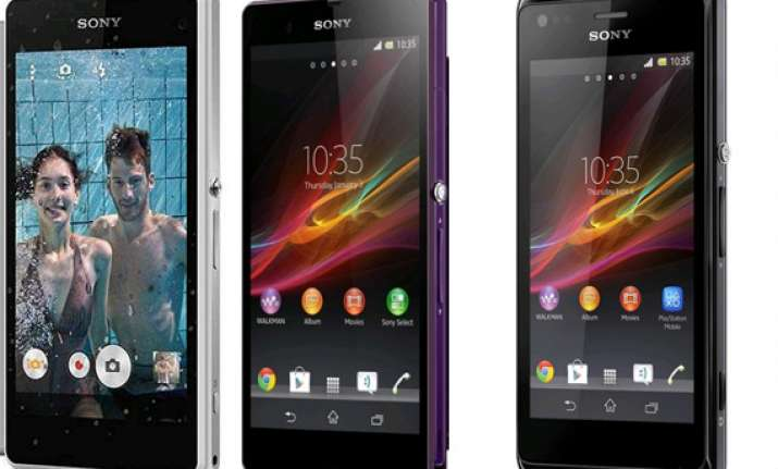top 15 sony smartphones april 2014
