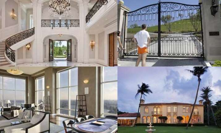 top 10 billionaire mansions in america