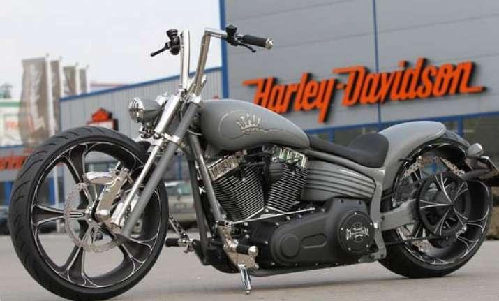 Top 10 custom built Harley Davidson motorcycles - Part I | India ...