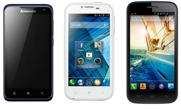 top 15 mobile phones in india under rs 10 000 april 2014