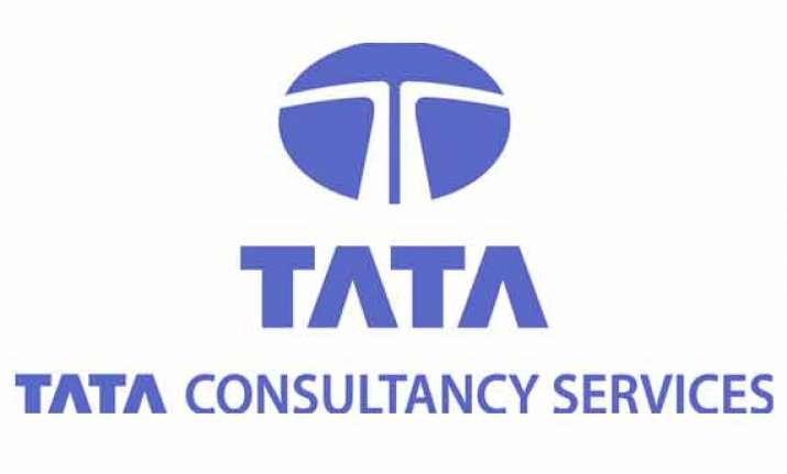 top seven cos add rs 76 793 cr in market valuation tcs