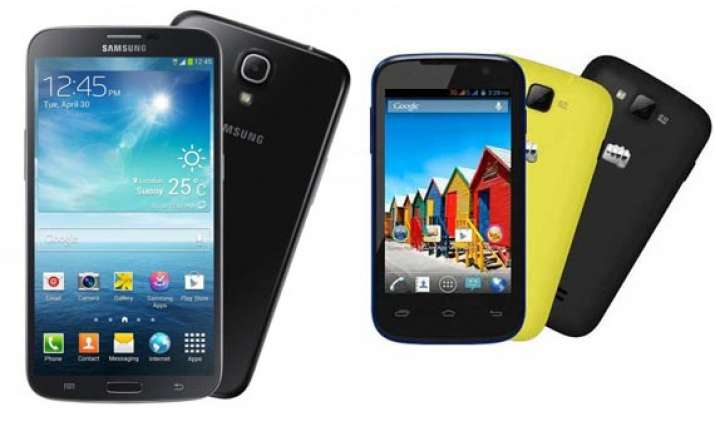 top 5 smartphone companies in india see list