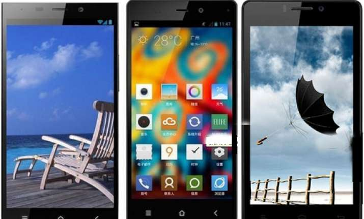 top 10 smartphones by gionee for march 2014