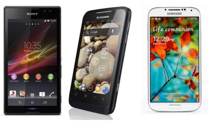 top 10 smartphones with maximum battery life april 2014