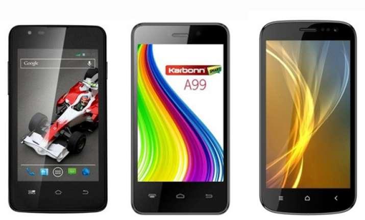top 20 smartphones under rs 6 000 april 2014