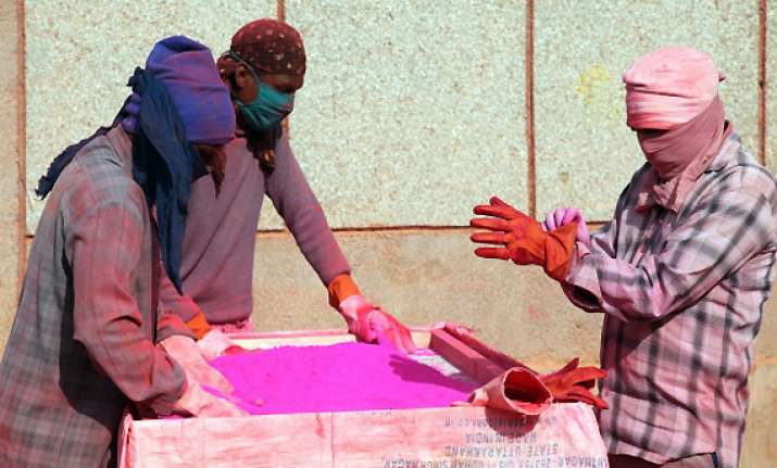 top corporates buy holi colours from tihar jail