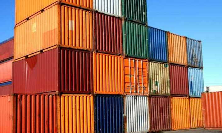 trade gap touches record high exports down 1.63 in october