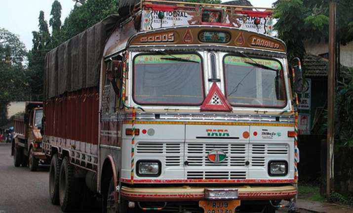 transporters hike truck freight by 15 across india