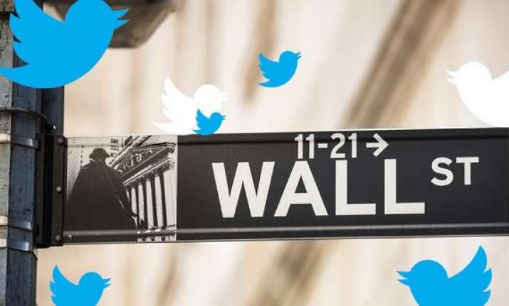 twitter ipo fervour sends bankrupt tweeter s stocks 1 400 up
