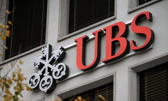 ubs pegs rupee at 55 on reforms boost by new government