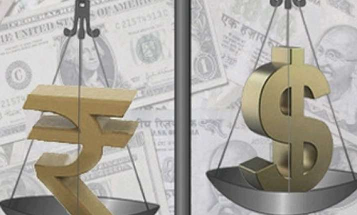 us dollar moves up against rupee