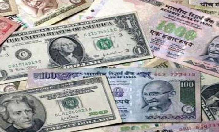 us dollar slumps against rupee